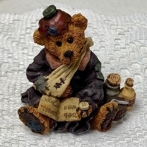 Boyds Bears Bearstone Bailey Poor Ol' Bear